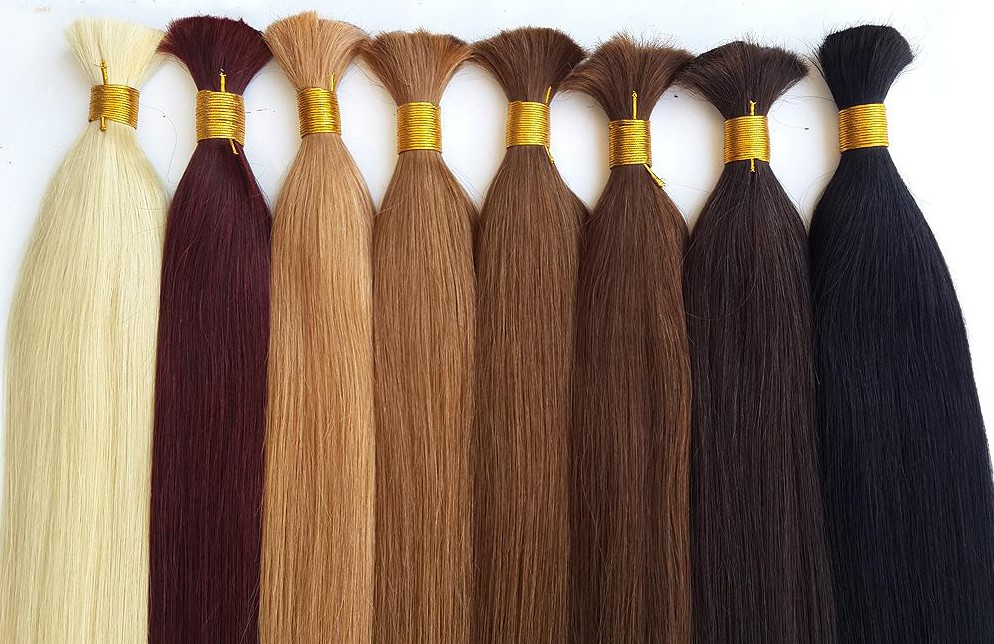 colour bulk hair