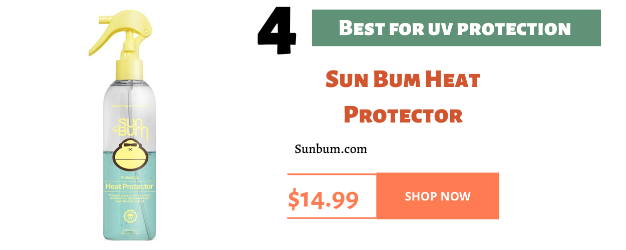hair sun protectant spray